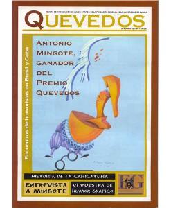 Revista Quevedos num 4
