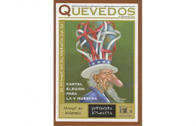 Revista Quevedos #3