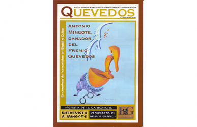 Revista Quevedos #4