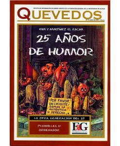 Revista Quevedos 13