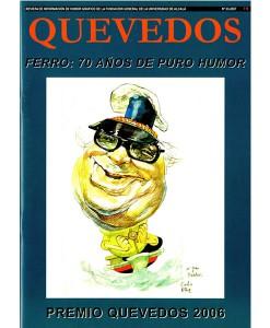 Revista Quevedos 33