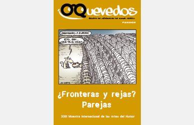 Revista Quevedos 59-60. ¿Fronteras y rejas? Parejas
